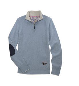 ESSEX 1/4 ZIP SWEATERS