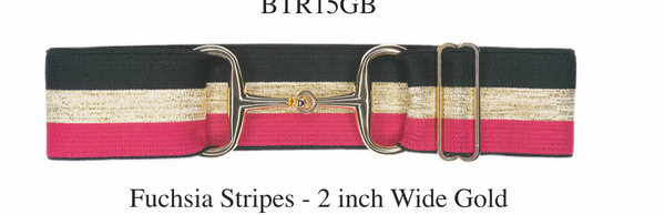 ELASTIC  BELTS 2""