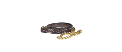 HUNTLEY FANCY STITCH LEAD CHAIN