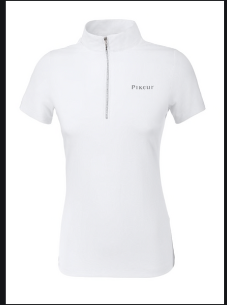 PIKEUR JUUL ATHLEISURE S/S SHIRT