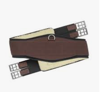 EQUIFIT SHEEPSWOOL SCHOOLING GIRTH