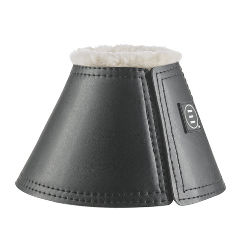 ESSENTIAL EQUIFIT SHEEPS WOOL BELL BOOT