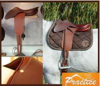 Butet Practice Saddle