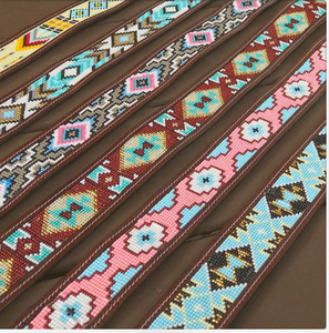CB BEADED BELTS
