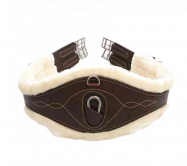 KENTUCKY ANATOMIC SHEEPSKIN GIRTH