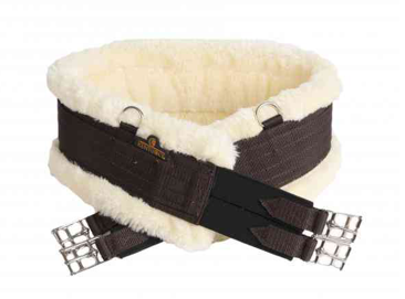KENTUCKY SHEEPSKIN GIRTH