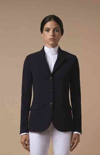 CAVALLERIA TOSCANA HUNTER AMERICAN RIDING COAT