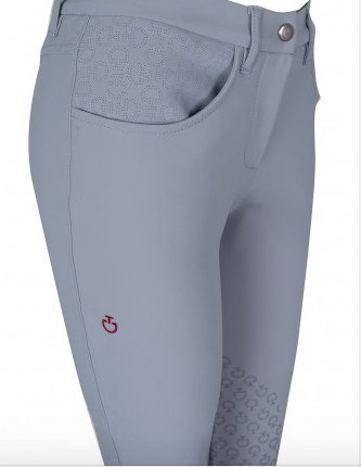 CAVALLERIA TOSCANA MICRO PERFORATED BREECHES