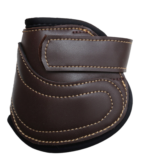 KENTUCKY LEATHER MOONBOOT WITH VELCRO