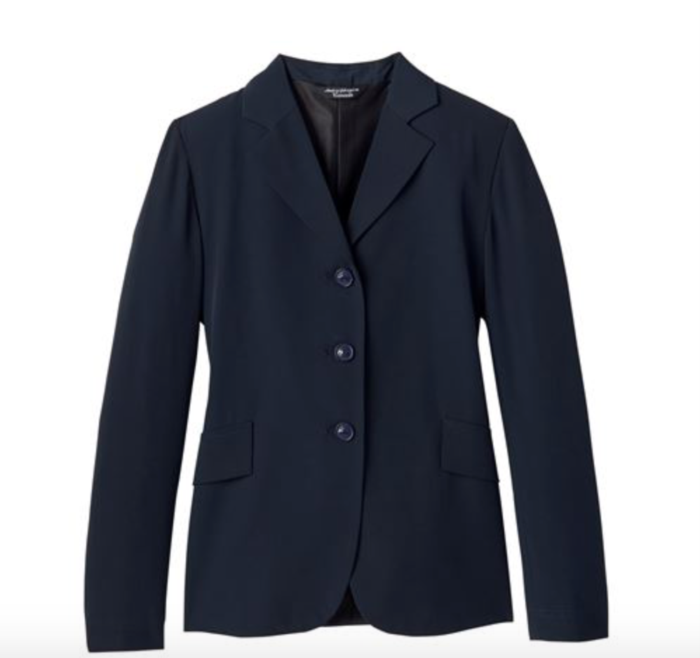 GRAND PRIX LADIES EQJ 3 BUTTON HUNT COAT