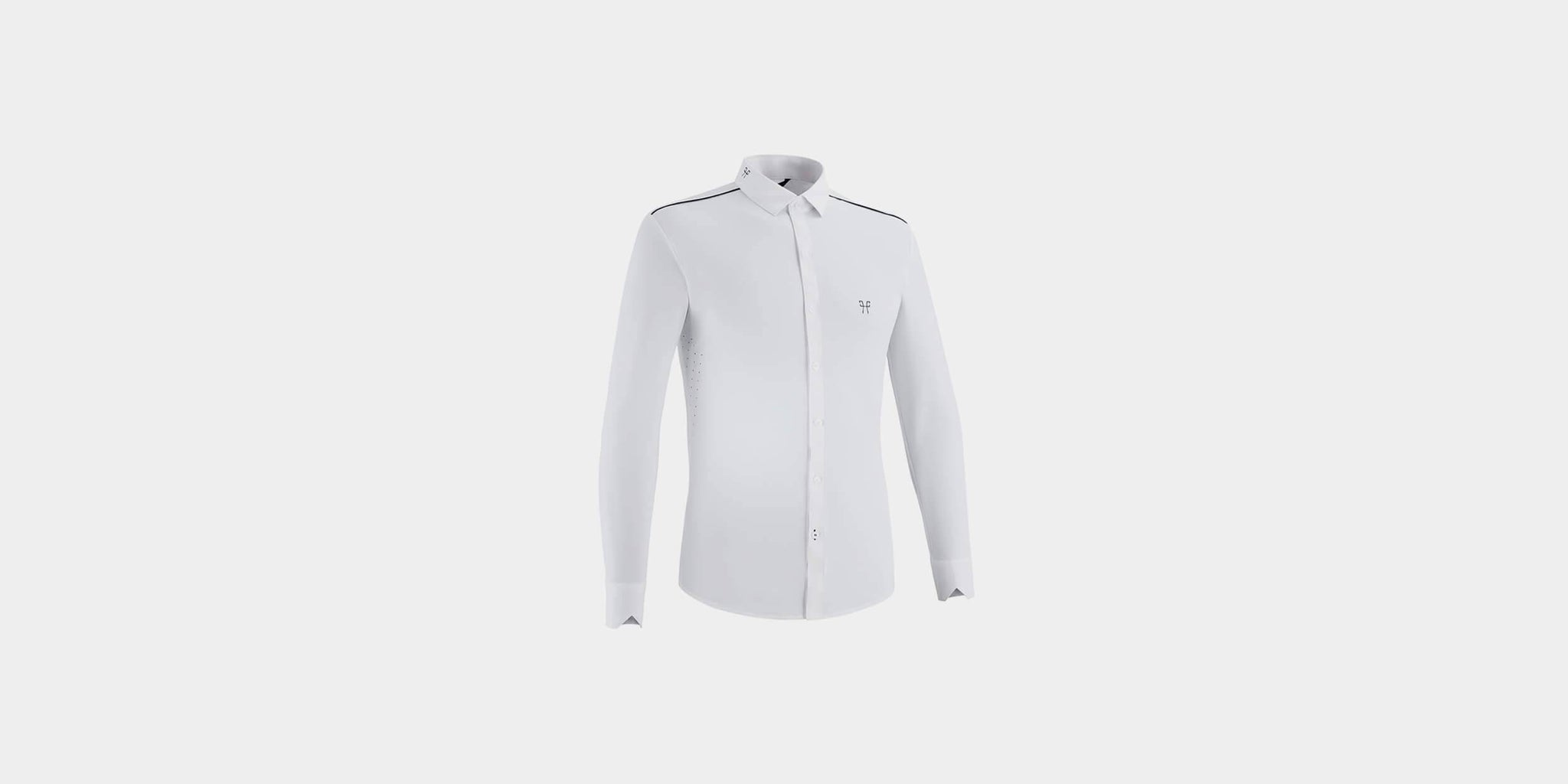HORSE PILOT MENS LONG SLEEVED AEROLIGHT SHIRT