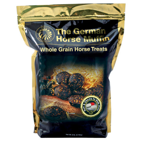 German Horse Muffin - 6lb Bag