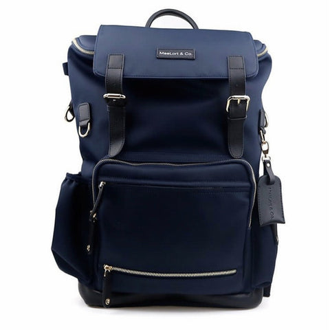 MaeLort Navy Backpack