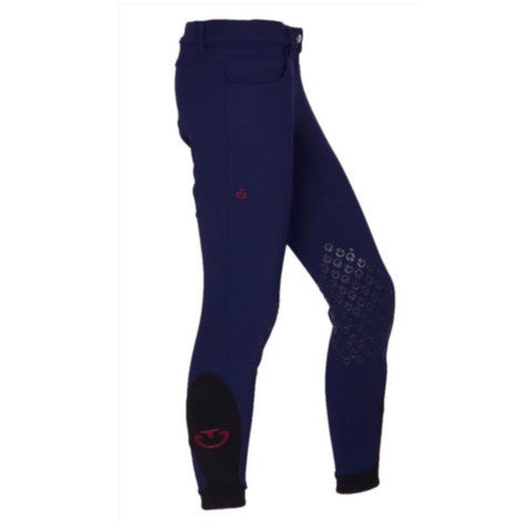 Cavalleria Toscana Mens Grip Knee Patch Breeches