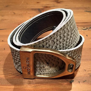 ManeJane Belt w/Buckle