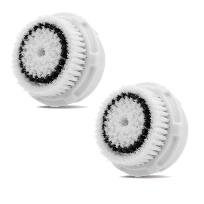 FacialSource Clarisonic Replacement Sensitive Cleansing Brush Head - Twin Pack