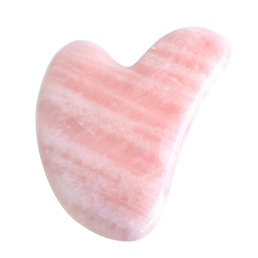 Gua Sha Board Scraping Tool Massage Tool Natural Stone Jade Rose Quartz
