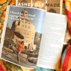 WND in the News: Asheville Made Magazine