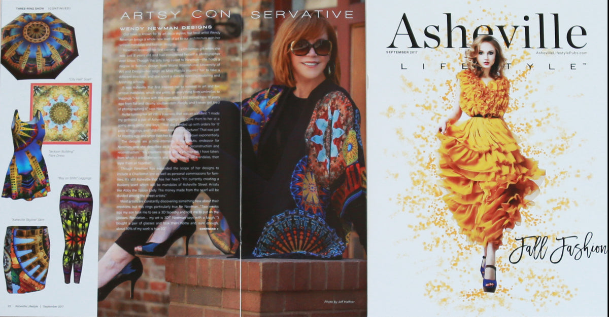WND in the News: Asheville Lifestyle Magazine Features WMD