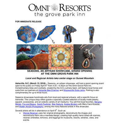 Discover WND: Now in the Omni Grove Park Inn