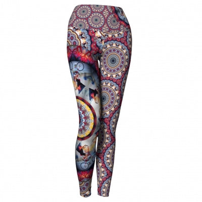 Sister Bad Habit Asheville Yoga Leggings