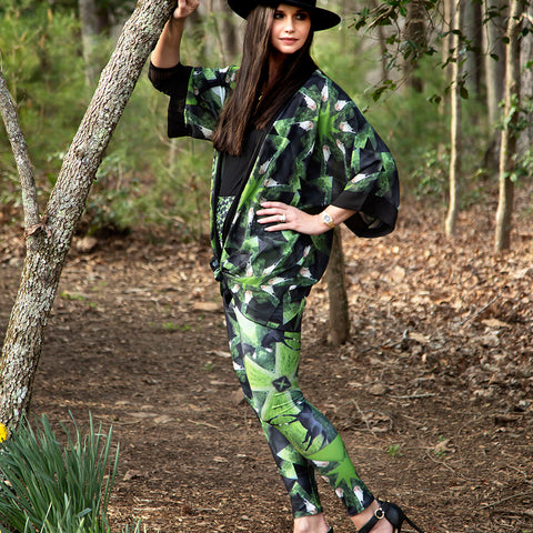 Custom Leggings Wendy Newman Designs Horse