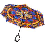 Asheville umbrella Wendy Newman Designs inside