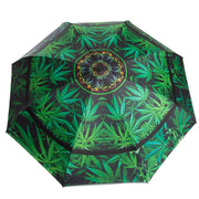 'Coriander' Spice  Umbrella Wendy Newman Designs  hemp top