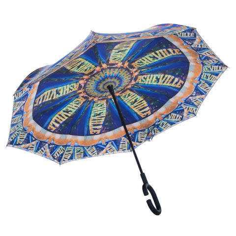 'Kismet' Asheville Umbrella