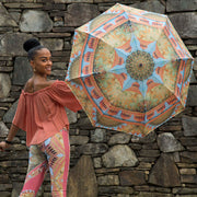'Caracole' Asheville Umbrella and leggings Wendy Newman Designs