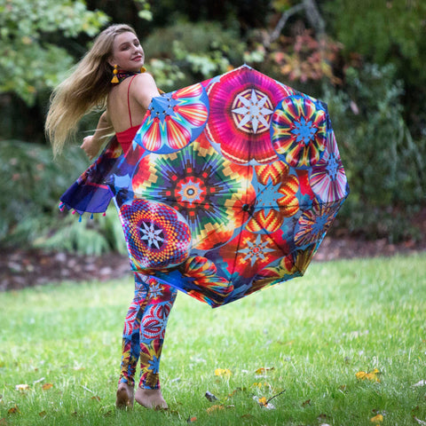 Sunshade Balloon Umbrella Wendy Newman Designs 3