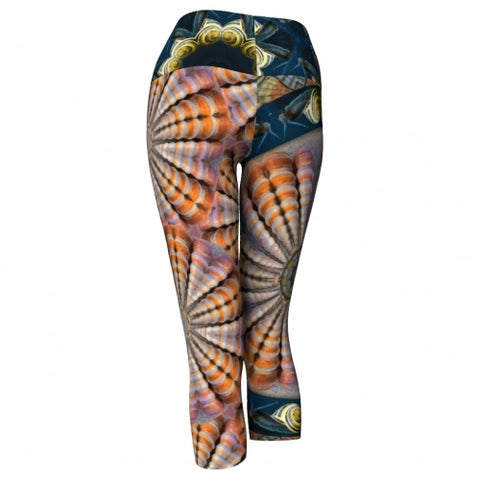 Neptune Seaside Yoga capris back