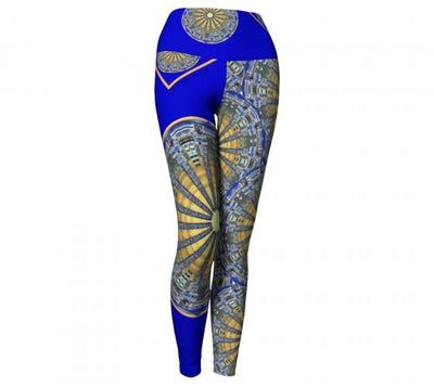 Rarefaction Asheville Yoga Leggings