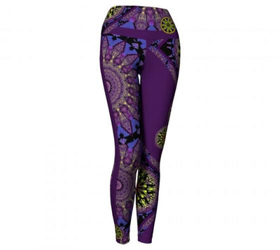 Shockra Asheville Yoga Leggings