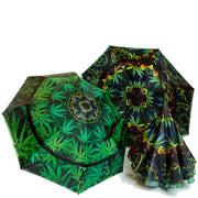 'Coriander' Spice  Umbrella Wendy Newman Designs