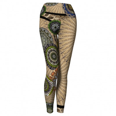 Cosmopolite Charleston Yoga Leggings