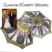 Custom Umbrella from your photo lWendy Newman Designs Wedding firm