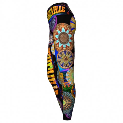 Innervation Asheville Yoga Leggings side