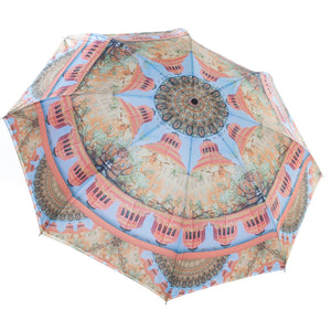'Caracole' Asheville Umbrella - top