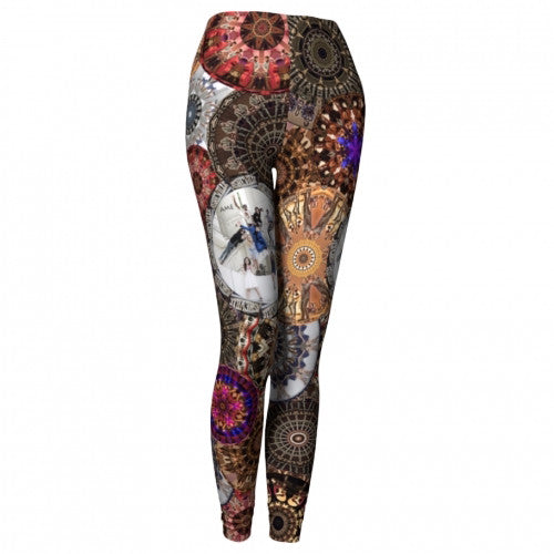 'Metamorphosis' Miami Leggings