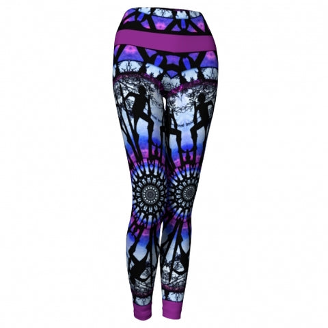 Thaumaturgy Asheville Yoga Leggings