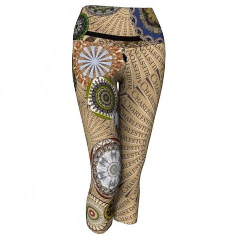 Urbanite Charleston Yoga Capris