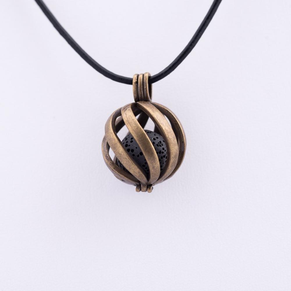 Caged Diffuser Pendant