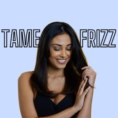 How To Tame Frizz During The Colder Months