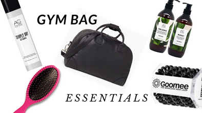 Gym Bag Essentials: 2020