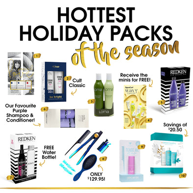 Gift Guide: The HOTTEST Holiday Packs!