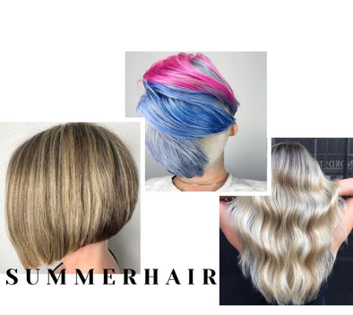 The 101 On Summer Hair: Cuts, Color and Care