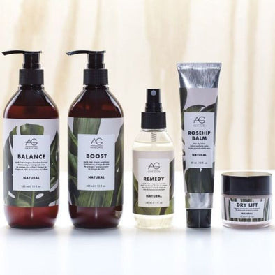 Introducing AG NATURALS! Why we are so excited about this line...