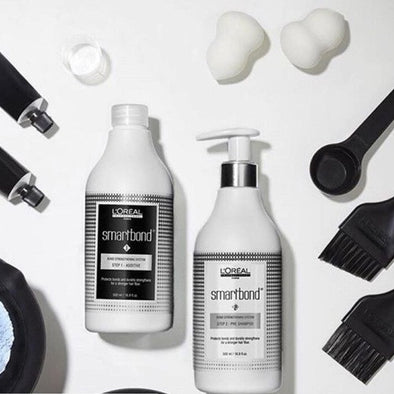 ZENNKAI SALON SERIES: Protect and Strengthen Your Hair with Smartbond