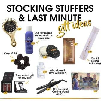 Gift Guide: Stocking Stuffers And Last Minute Gift Idea's!